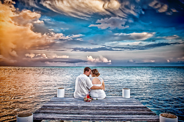 Jessica & Joshua - Wedding - Belize - 11th of November 2017