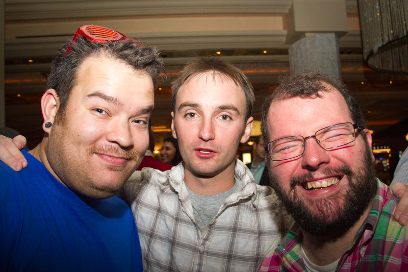 Matt, Tom, Geoff