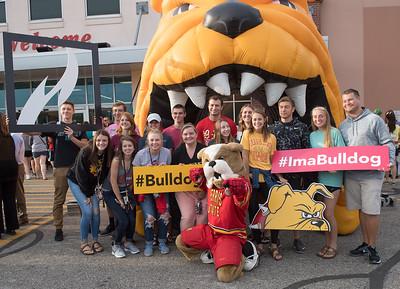 2017 Bulldog Beginnings & Welcome Weekend