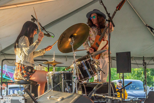 Set five: General Mojo's at the Beer Garden Festival Friday 2019