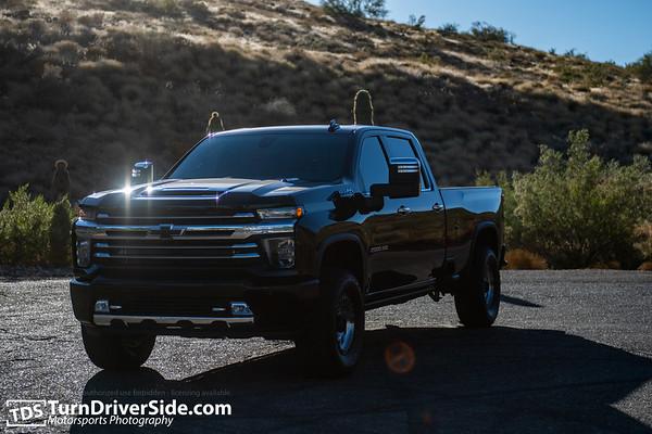 2020 Chevrolet Silverado 2500 Duramax High Country