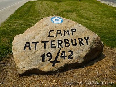 Camp Atterbury Museum, IN