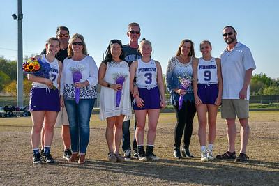 4.12 PRHS Women's Lacrosse Senior Night