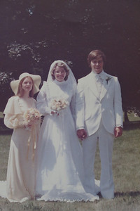 Debbie & Jim 1976