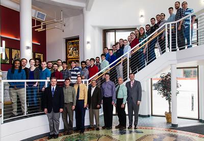 2015 CE & SE Senior Class Photos