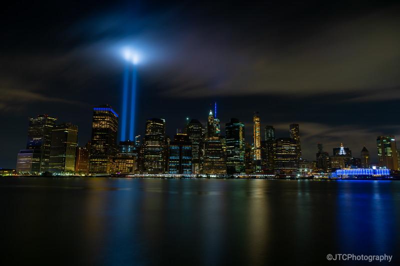 Tribute in Light 09-11-2020