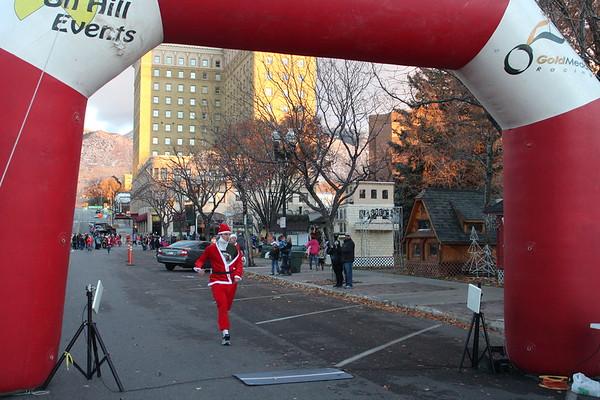 2018 Ogden Santa Run