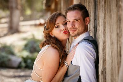 Courtney and Kym - Wedding