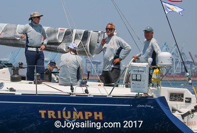 Second start for the Transpac 2017