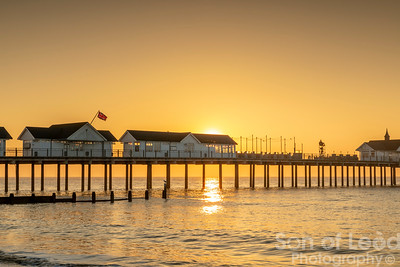 6th May Sunrise @ Southwold Pier