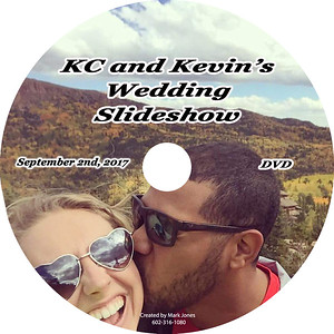 DVD Label - Kc and Kevin