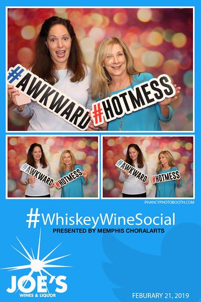 #WhiskeyandWineSocial