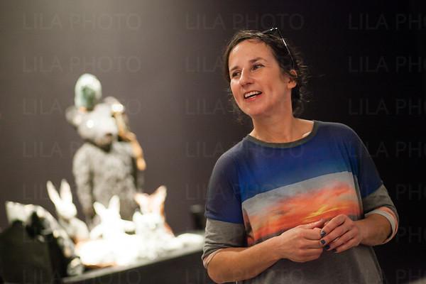 Klara Kristalova Press Tour