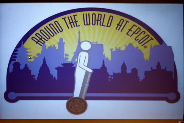Around the World at Epcot (Segway Tour)