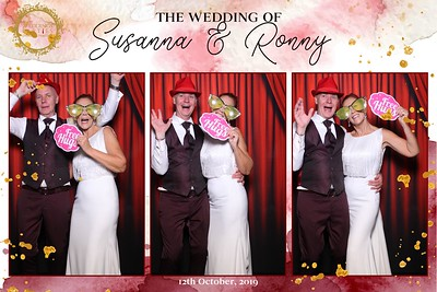 Susanna & Ronny's Wedding
