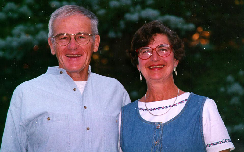 James and Leatrice O'Keefe