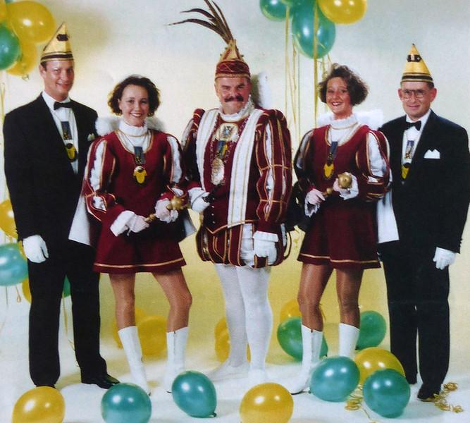Kabinet Prins Peter den Eerste (Janssen)