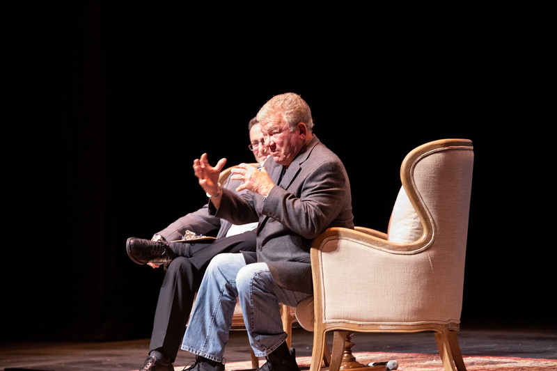 William Shatner: Live on Stage