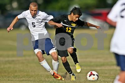 9/16/2013 - Varsity Soccer - Central Islip vs. Northport - Northport High School, Northport, NY
