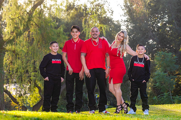 LIz Swenson and Family