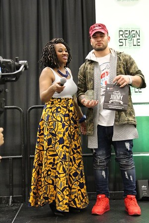 7th Annual Reign of Style Hair Competition & Show
