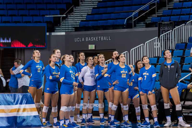 UCLA Volleyball