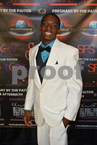 SaTonya Ford's Red Carpet 2013