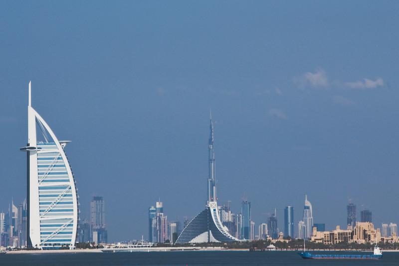 Burj al Arab 9 - Dubai, UAE