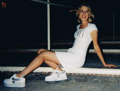 Julie in Vegas