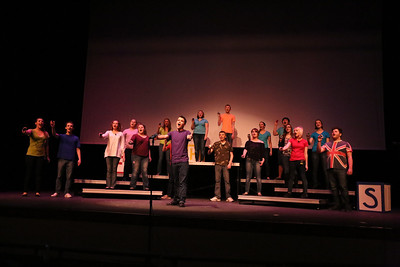 """HS Theatre - 5/7/2014 """"All I Really Needed To Know I Learned In Kindergarten"""" Dress Rehearsal"""
