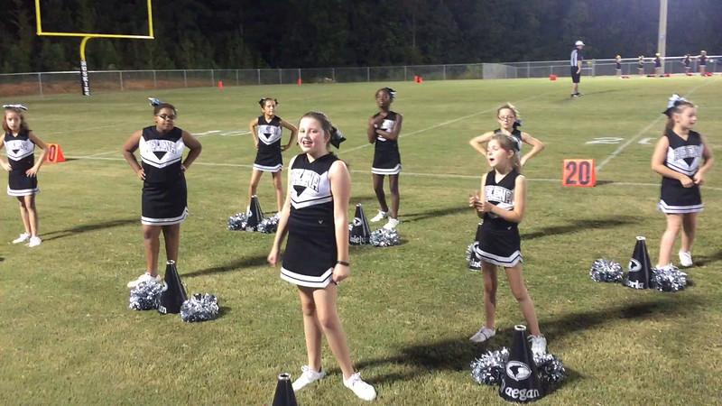 Sept Cheer Leading