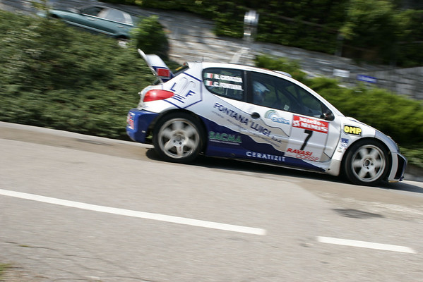 Ticino Rally 2005