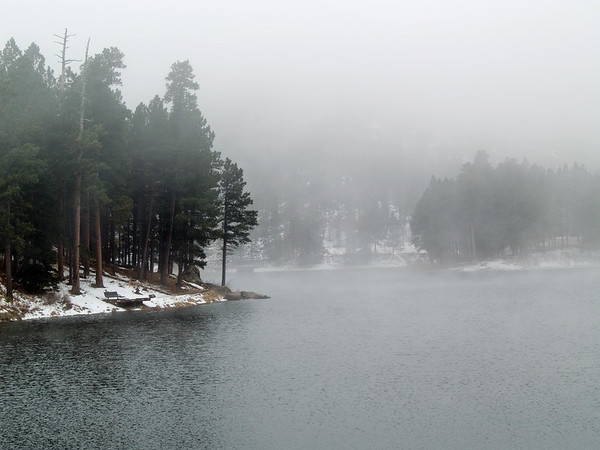 Horse Thief Lake