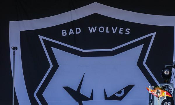 Bad Wolves 2018