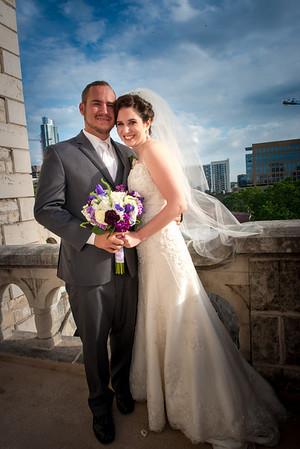 Amanda and Richard Wedding