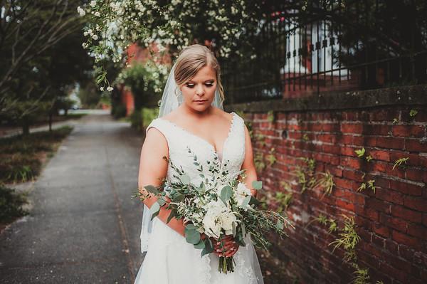 Jessica C {Bridal Portraits}