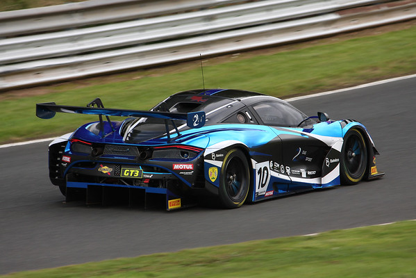 British GT Championship - Oulton Park 2020