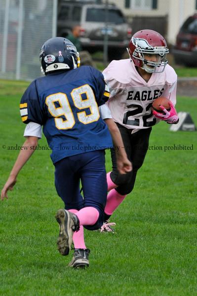 Eagles v. Chargers - October 16, 2011