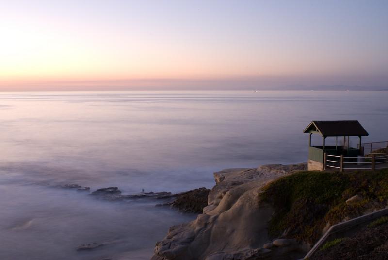 Ocean's Dusk La Jolla, CA - March 2007