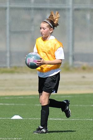 Girls Div 4 - 3-6-2011