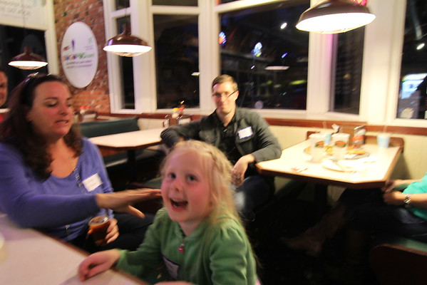 Pizza Night Fundraiser 2-28-2015