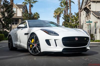 2015 Jaguar F-Type - STEK DYNOShield and CQFR Coating