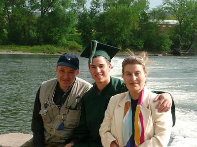 Ilya Graduation