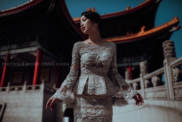 獨立婚紗影像-郁英 & 志聰