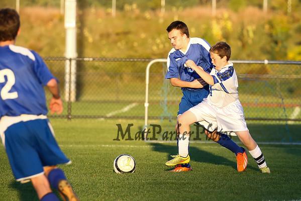 2015-10-15 WHS Freshman Soccer