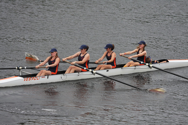 Cromwell Cup 2009, Women's Junior Four