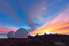 Keck Observatory at Sunrise 1
