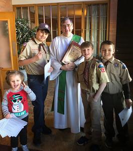 2020.02.09 Scout Sunday