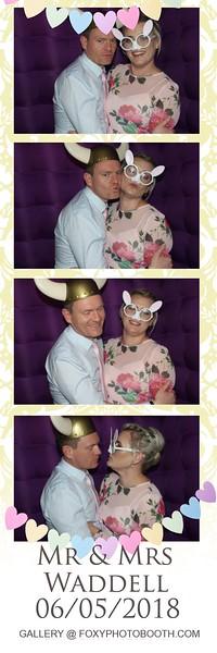Mr & Mrs Waddell