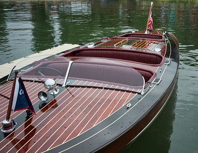 Wooden Boats - Whitefish